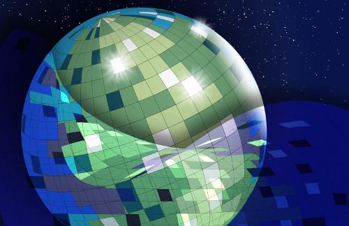mosaic globe by pippalou (pippalunacy.com)